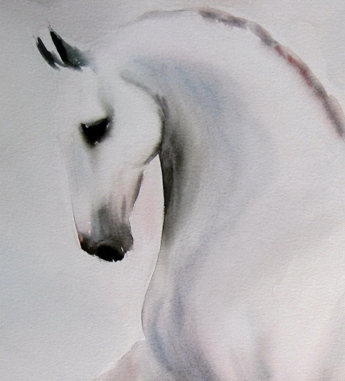 beatrice bulteau art cheval