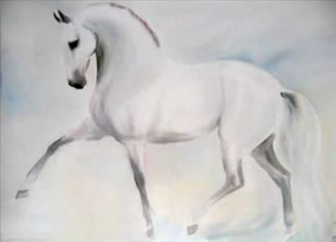 beatrice bulteau equitation art cheval