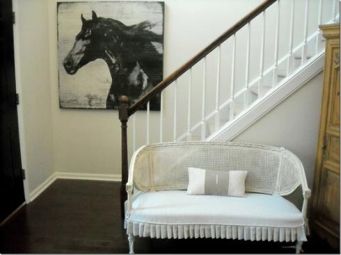 equitation décoration