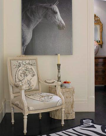 décor equestre