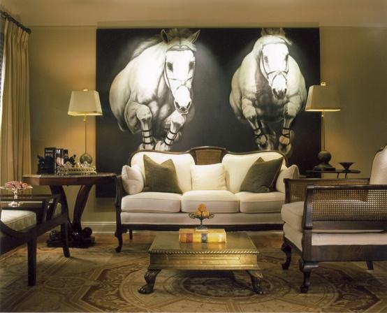 Chambre Deco Equitation : Déco equestria page