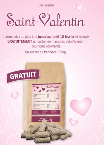 Saint-Valentin chez Krämer