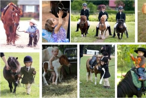 cheval et enfant