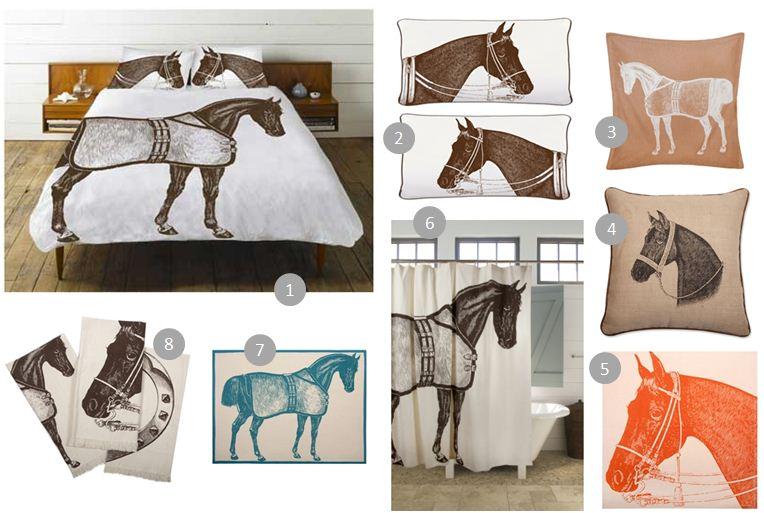 D co equestre equestria for Decoration chambre cheval