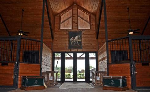 écurie, barns, stable