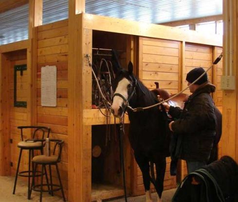 Centre equestre : Gallatin River Ranch - Montana