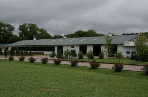 Greystone, centre équestre du Tennessee