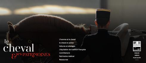 Le cheval et ses patrimoines