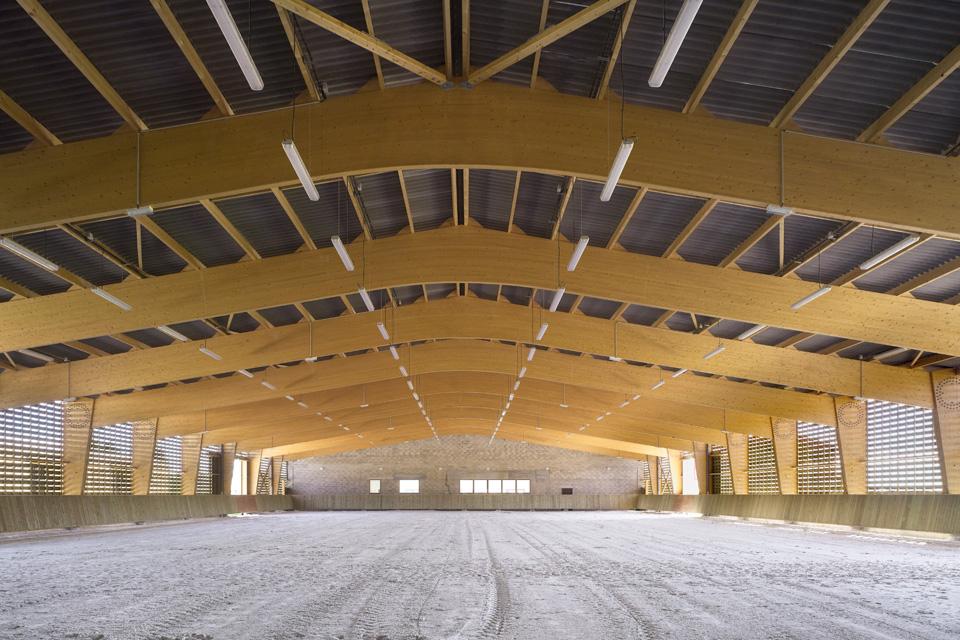 Centre équestre – Bois d'Arcy