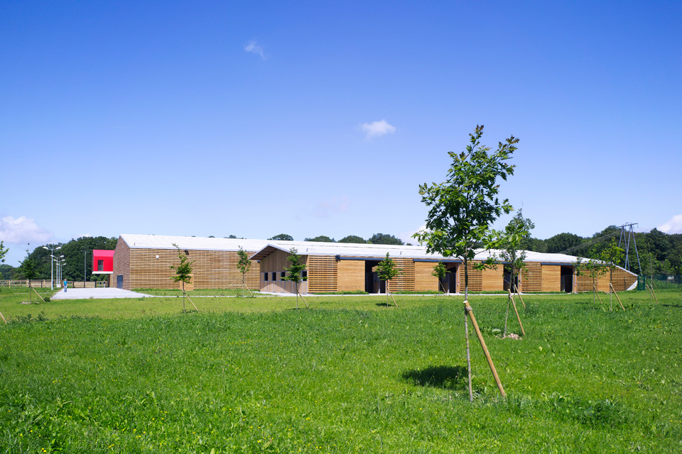 Centre équestre Bois d'Arcy  Equestria